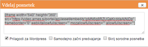 embed_options